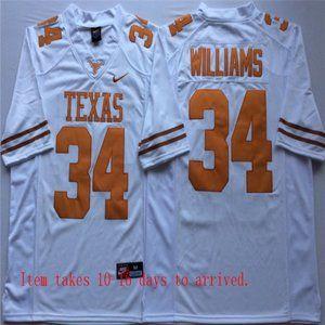 Texas Longhorns Ricky Williams Jersey